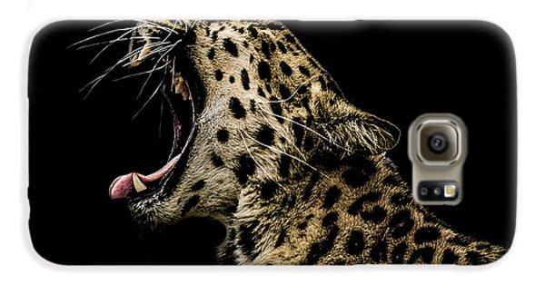 Leopard Galaxy S6 Case - Jaded by Paul Neville