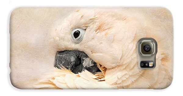 Preening Galaxy S6 Case by Jai Johnson