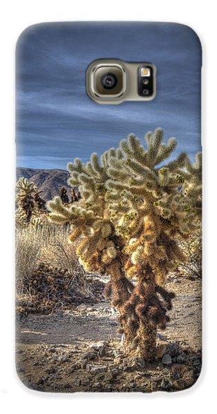 Prickly Pear Cactus Galaxy S6 Case