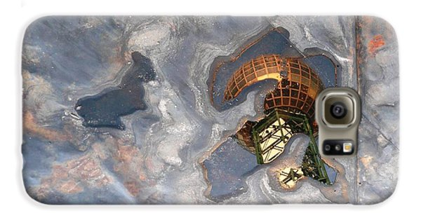 Puddle Of Sunsphere Galaxy S6 Case