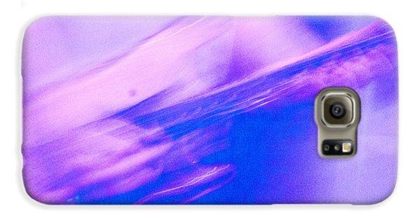 Galaxy S6 Case featuring the photograph Purple Haze by Alex Lapidus