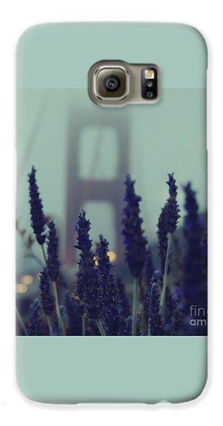 Purple Haze Daze Galaxy S6 Case