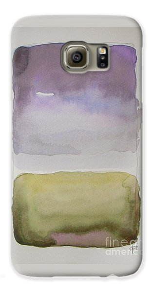 Purple Morning Galaxy S6 Case