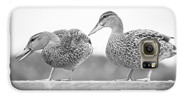 Quack Quack Galaxy S6 Case