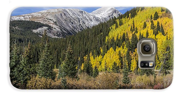 Quandary Peak Galaxy S6 Case