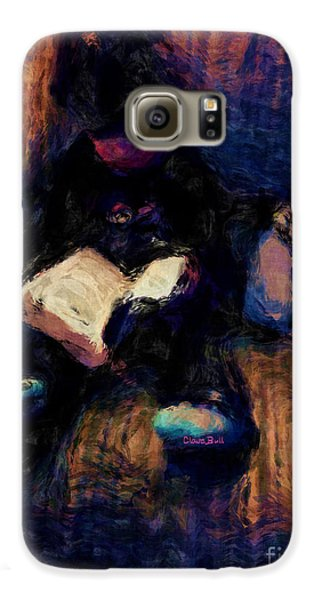 Quiet Time Galaxy S6 Case