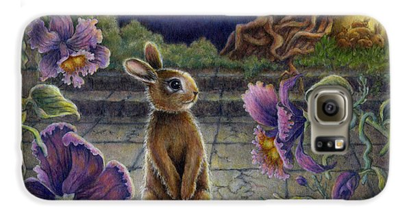 Rabbit Dreams Galaxy S6 Case