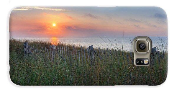 Race Point Sunset Galaxy S6 Case