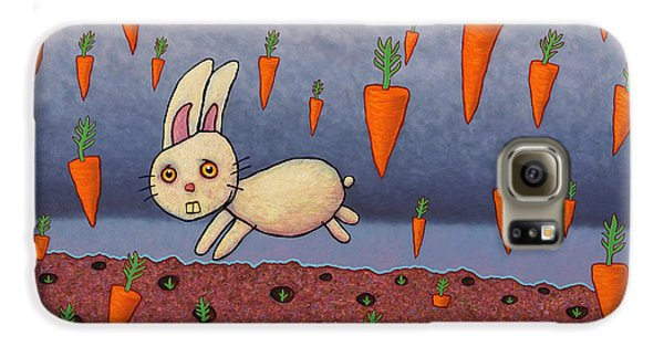 Raining Carrots Galaxy S6 Case
