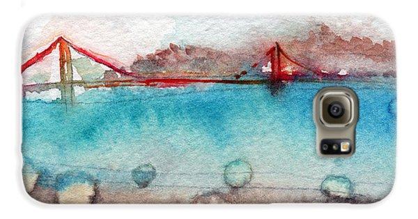 Rainy Day In San Francisco  Galaxy S6 Case
