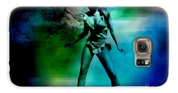 Raquel Welch Galaxy S6 Case