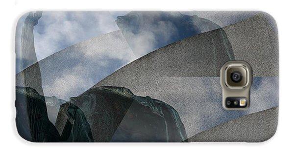 Reaching Heaven Galaxy S6 Case