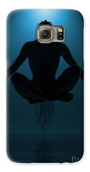 Magician Galaxy S6 Case - Reaching Nirvana.. by Nina Stavlund