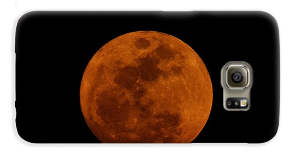 Red Moon Galaxy S6 Case
