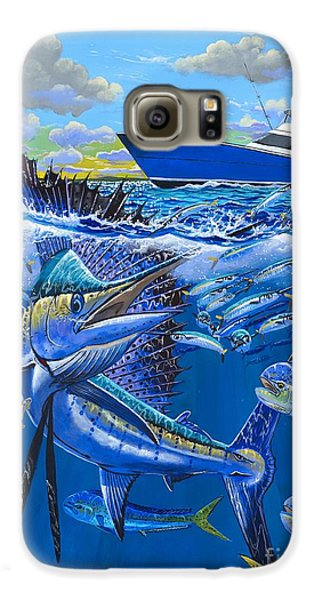 Reef Sail Off00151 Galaxy S6 Case