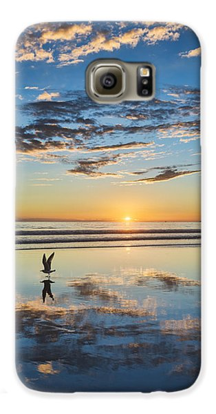 Reflected Flight Galaxy S6 Case