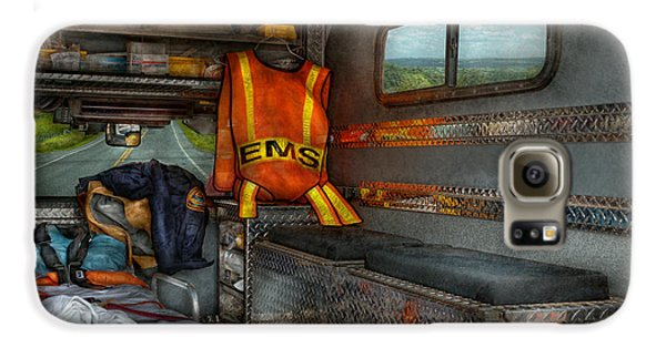 Rescue - Emergency Squad  Galaxy S6 Case