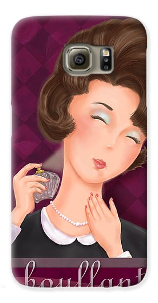 Retro Hairdos-bouffant Galaxy S6 Case