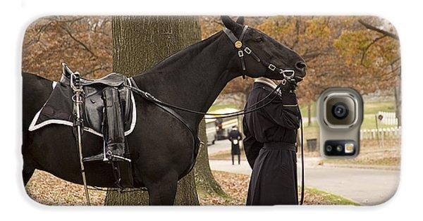 Riderless Horse Galaxy S6 Case