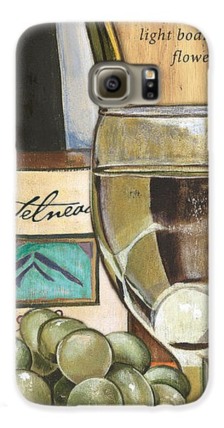 Riesling Galaxy S6 Case by Debbie DeWitt