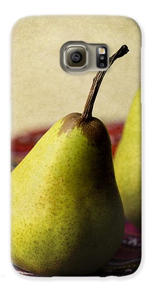 Ripe And Ready Galaxy S6 Case by Linda Lees
