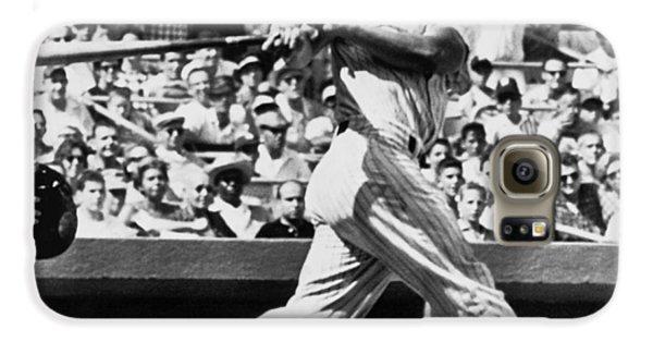 Roger Maris Hits 52nd Home Run Galaxy S6 Case