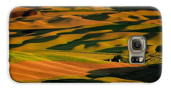 Rolling Hills Galaxy S6 Case