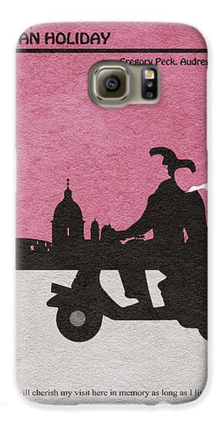 Roman Holiday Galaxy S6 Case by Ayse Deniz