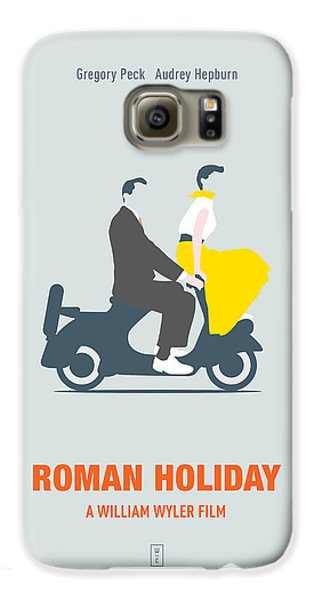 Roman Holiday Galaxy S6 Case by Smile In The  Mind