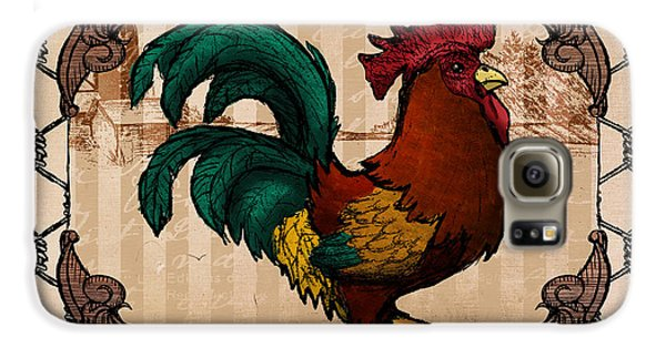Rooster I Galaxy S6 Case