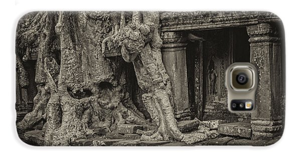 Roots In Ruins 7, Ta Prohm, 2014 Galaxy S6 Case