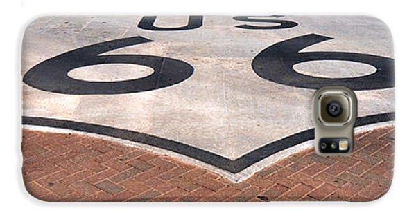 Route 66 Arizona Galaxy S6 Case