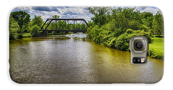 Galaxy S6 Case featuring the photograph Royal River by Mark Myhaver