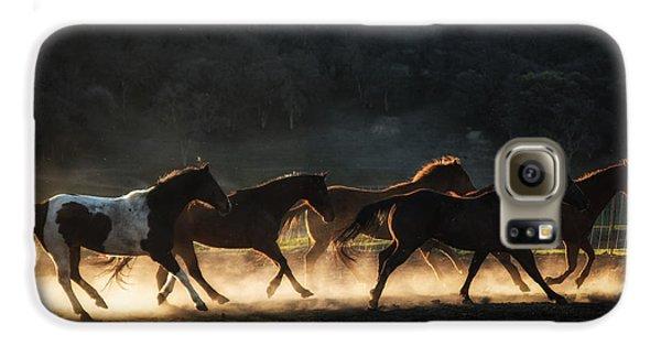 Running Galaxy S6 Case