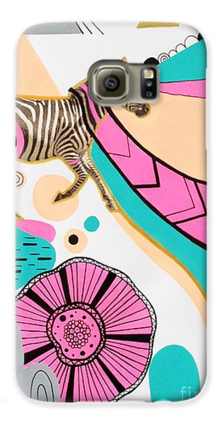Running High Galaxy S6 Case by Susan Claire
