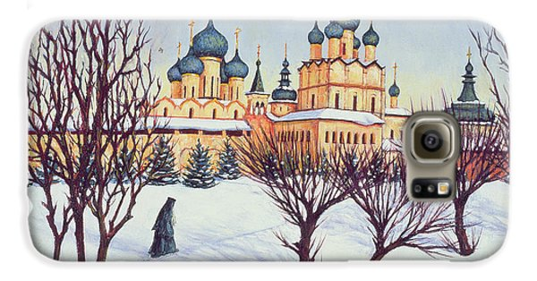 Russian Winter Galaxy S6 Case
