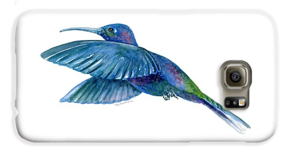 Sabrewing Hummingbird Galaxy S6 Case