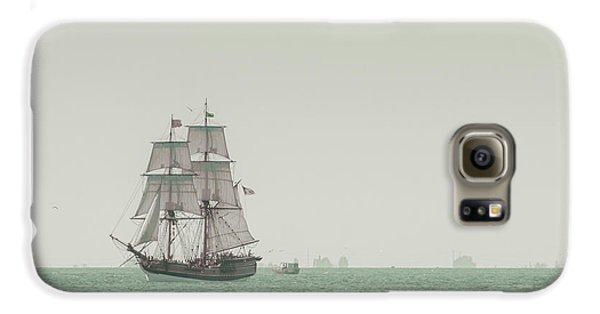 Sail Ship 1 Galaxy S6 Case
