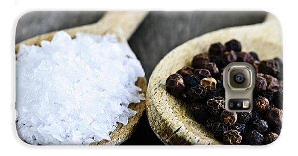 Salt And Pepper Galaxy S6 Case