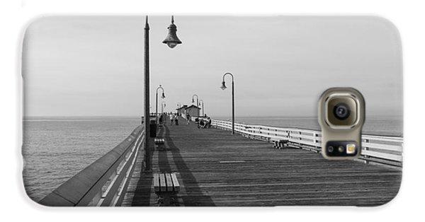 San Clemente Pier Galaxy S6 Case