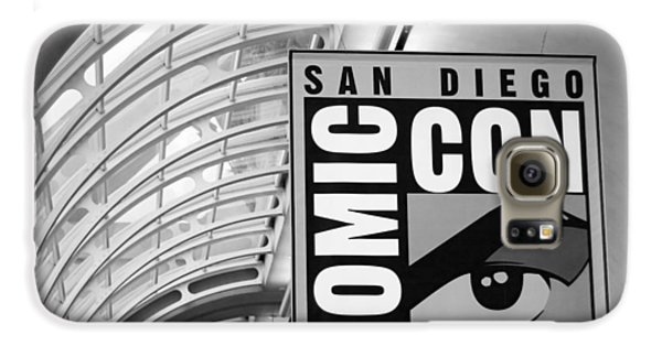 San Diego Comic Con Galaxy S6 Case by Nathan Rupert