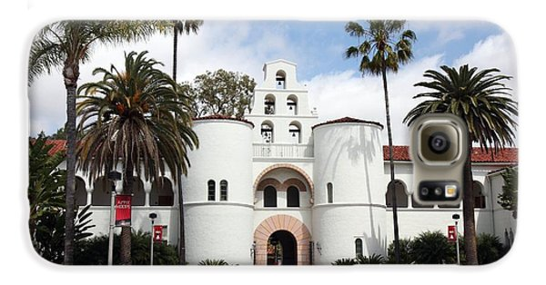 San Diego State University Galaxy S6 Case by Nathan Rupert