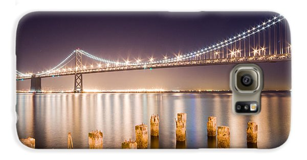 San Francisco Bay Bridge Galaxy S6 Case