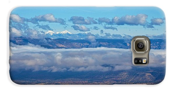 San Francisco Peaks Galaxy S6 Case