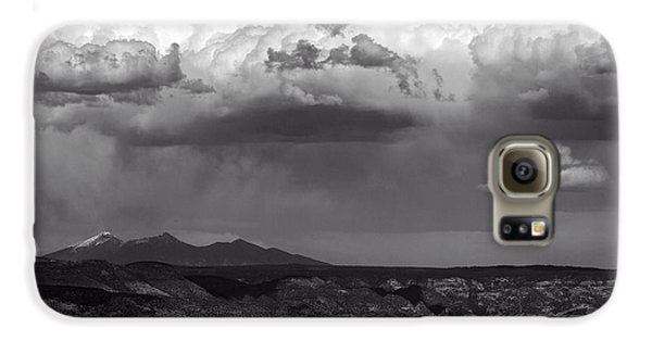 San Francisco Peaks Snow Rain And Clouds Galaxy S6 Case