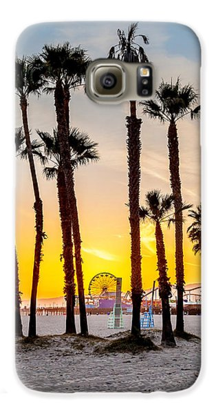 Santa Monica Palms Galaxy S6 Case