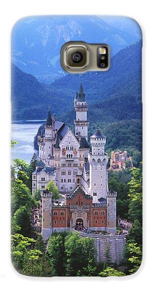 Schloss Neuschwanstein Galaxy S6 Case by Timm Chapman