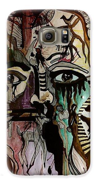Scream Galaxy S6 Case