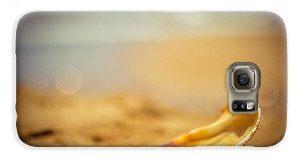 Detail Galaxy S6 Case - Seashell  by Raimond Klavins