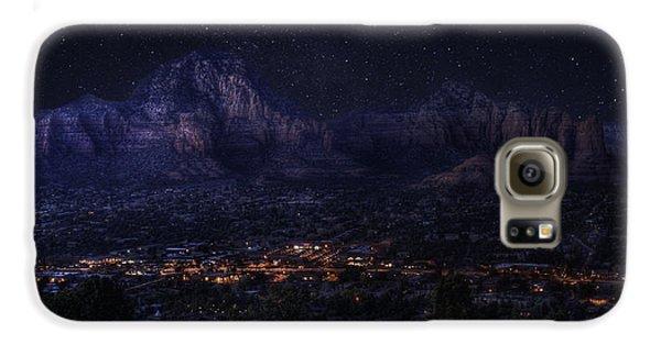 Sedona By Night Galaxy S6 Case